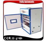 Petit matériel automatique duré d'incubateur de 264 oeufs d'autruche d'alliage d'aluminium
