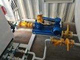 40 Fuß Behälter eingebetteter beweglicher rutschfester Kraftstoff-Station-