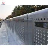 トラフィックの障壁の安全基準の塀の群集の障壁コンサートの障壁