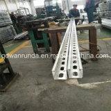 China-Hersteller galvanisierter Stahl-C geformter gekerbter Unistrut Kanal