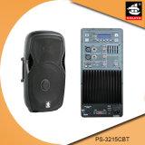 15 Zoll PROaktiver Plastiklautsprecher PS-3215cbt USB-180W Ableiter-FM Bluetooth