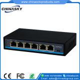 4 poe + 2 разъем RJ45 для блока питания POE восходящей связи сети (POE0420N)