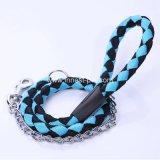 La competencia de diseñador de la cuerda de nylon tejido de la correa del perro de mascota