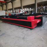 Faser-Metalllaser-Ausschnitt-Maschine Wuhan-vollkommene Laser CNC-500W 1kw 2kw 3kw für Verkauf