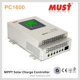 60A MPPT 태양 책임 관제사 98% 효율성