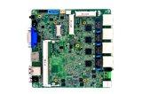 Motherboard van de Firewall van Havens 4*Gigabit Ethernet Motherboard van vierling-Kern Hoge Prestaties