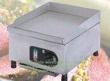 Tamanho pequeno da alta qualidade todo o Griddle elétrico do aço inoxidável toda a placa de aquecimento lisa (WG280)