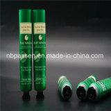 Tubo molle della crema di plastica di alluminio dell'occhio per l'imballaggio di Skincare (PPC-ST-035)