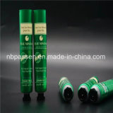 Anel de plástico de alumínio Tubo suave creme hidratante para embalagem (PPC-ST-035)