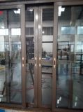 Раздвижная дверь Woodwin алюминиевая с конкурентоспособной ценой (YS-80)