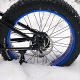 bici grassa del grasso della neve di Ebike del pneumatico della bici elettrica di 58.8V 1000W