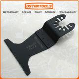 hoja de sierra oscilante estándar del corte del rubor del acero de alto carbón de 64m m (2-1/2 '')