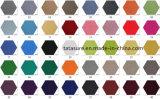 100% 나일론 양탄자는 장식적인 다채로운 이동할 수 있는 육각형 양탄자 도와를 역행시키는 PVC를 타일을 붙인다