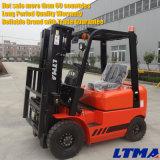 1.5 Tonnen-mini beweglicher Dieselgabelstapler mit Isuzu Motor