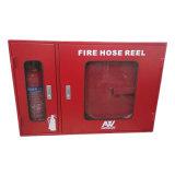 El espesor de 1,2 mm Carrete de manguera de incendio el gabinete de Etiopía