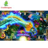 Машина таблицы игры короля 3 добавочная рыбы океана видеоигр охотника рыб толкателя монетки играя в азартные игры для сбывания