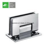 Encaixes de vidro elevados da correção de programa da porta de Quanlity do aço inoxidável