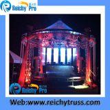 El equipo de la Etapa Etapa aluminio Pitón de la armadura de la iluminación La iluminación LED Truss Truss Truss etapa móvil