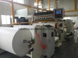 Revêtement de fibre Hot Melt pulvérisation complexeuse pour les matériaux filtrants