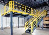 Piattaforma stridente d'acciaio personalizzata per il progetto industriale
