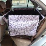 Cubierta impermeable colorida de los bolsos del perro del portador de asiento de coche de la base del animal doméstico