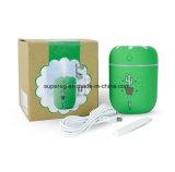 USBの加湿器、空気Humdidifierの個人的な加湿器