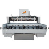 Grote CNC van de As van de Hoofden van Jd2512/2515/2012 8/10/12 3D Roterende Router Machine