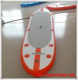 Sup gonfiabile della scheda di pala di Funsor per praticare il surfing (3.0m-3.8m)