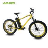 AMS-Tde-03 Nuevo estilo de montaña de neumáticos de la grasa bicicleta eléctrica con Aimos