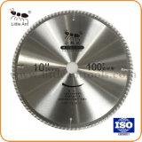 Plus de 250 mm TCT lame de scie circulaire durables pour l'aluminium