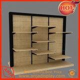 Magasin de vêtements d'affichage armoire en bois