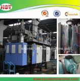 Macchina automatica dello stampaggio mediante soffiatura dell'espulsione della tanica di plastica della benna