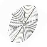 OEM Хромированный металлической проволоки ограждение вентилятора для осевой Вытяжной вентилятор