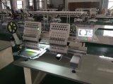 Dos pistas 15 precios de la máquina del bordado de los colores para la máquina comercial del bordado