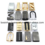 Aleación de zinc metal personalizado de la hebilla del cinturón