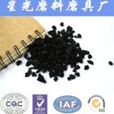 Carbón activado granular negro 4*8 del carbón