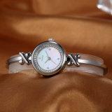 Montre-bracelet de femme de cadeau d'ODM de montre de mode (Wy-022D)