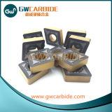 Вставки карбида вольфрама Indexable для вырезывания металла