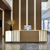 Мебель приема стола приема стола салона встречная стоящая