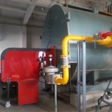 Hohe Leistungsfähigkeits-nasser rückseitiger ölbefeuerter Dieseldampfkessel