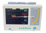 医学の手動Biphasic ECGの心臓携帯用除細動器