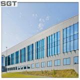 La construction de bâtiments de 4 mm E verre trempé de sécurité faible