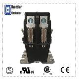 Beste verkaufenprodukt-magnetische 40 Ampere 2 Pole 240V Wechselstrom DP-Typen des Kontaktgebers für Klimaanlage mit UL bescheinigt