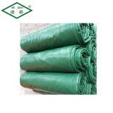 熱い販売法PVC防水シートのPEファブリックキャンバスファブリックトラックカバー農業カバー