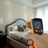 LCD van de Laser van het niet-contact Imager van de Pyrometer van de Thermometer van de Temperatuur van de Oppervlakte van de Selectie C/F van IRL van de Vertoning Infrarode Digitale