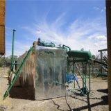 Jnc China verwendetes Auto-Öl und Rohöl-Regenerationspflanze
