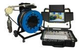 Wasserdichtes HD Bild 360 Grad CCTV-drehende Kamera für Wasser-Rohr-Inspektion