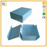 カスタム包装ボックス、ペーパーギフト用の箱。 板紙箱