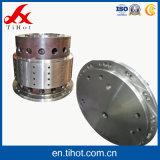 大きい量の自由で熱い鍛造材の鋼鉄平たい箱