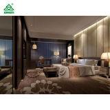 간결한 한 벌 호텔 침실 가구 세트 Eeuropean 디자인 가구